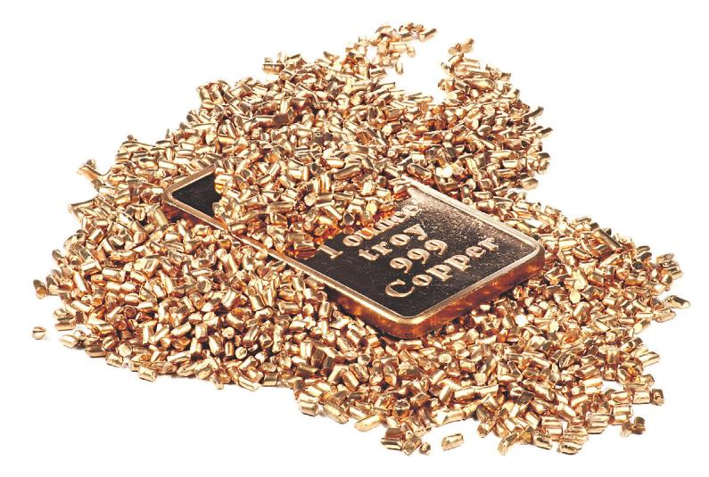Selbst kleinste Teile des Elements werden gebraucht Bild: djd/Deutsches-Kupferinstitut