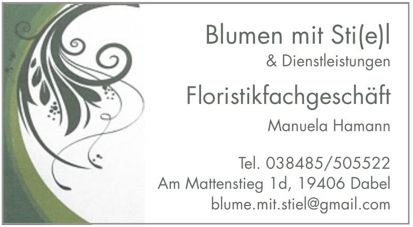 Floristikfachgeschäft Manuela Hamann