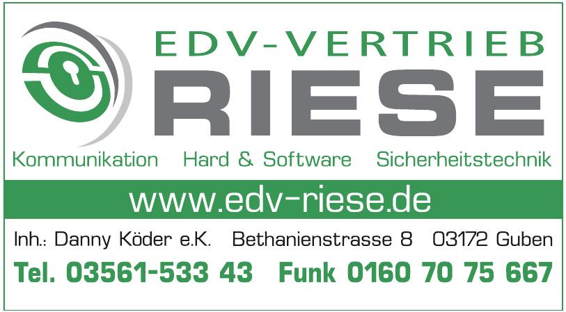EDV-Vertrieb Riese