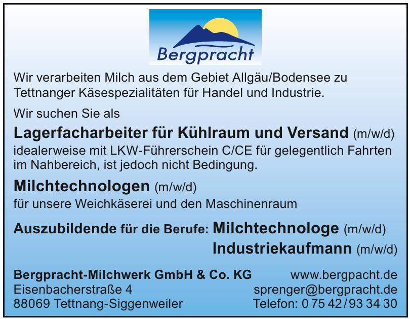 Bergpracht-Milchwerk GmbH & Co. KG