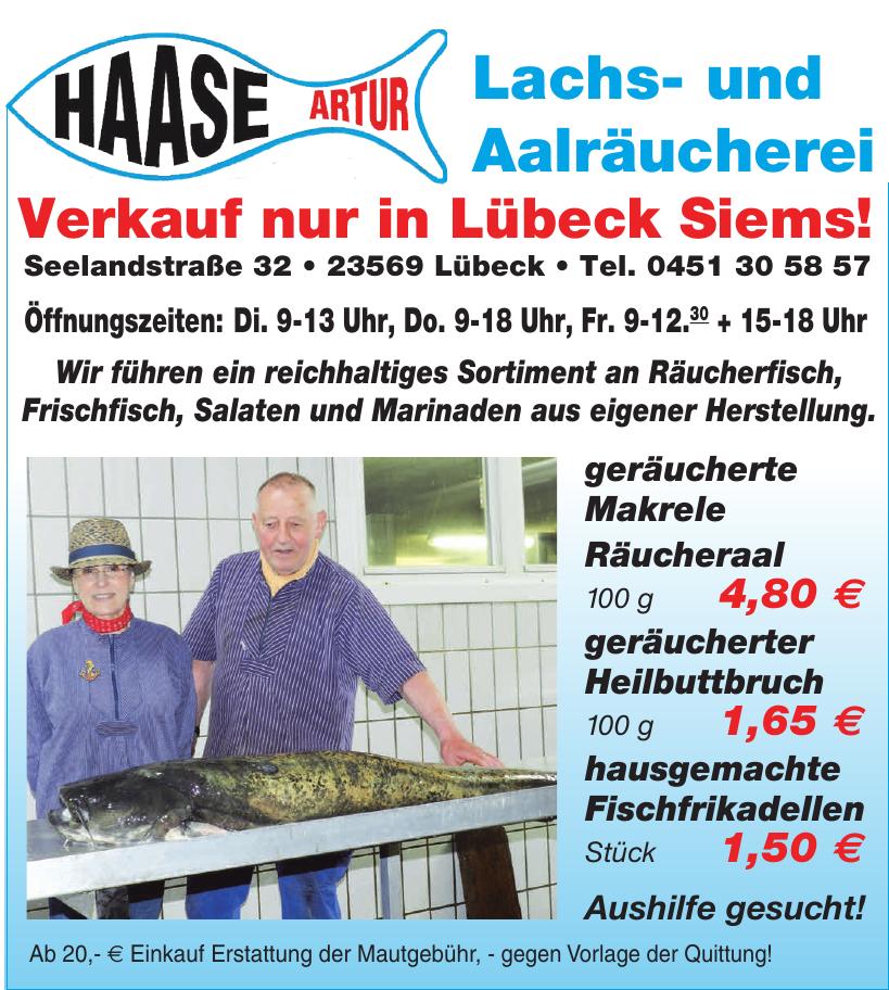 Artur Haase Lachs- und Aalräucherei