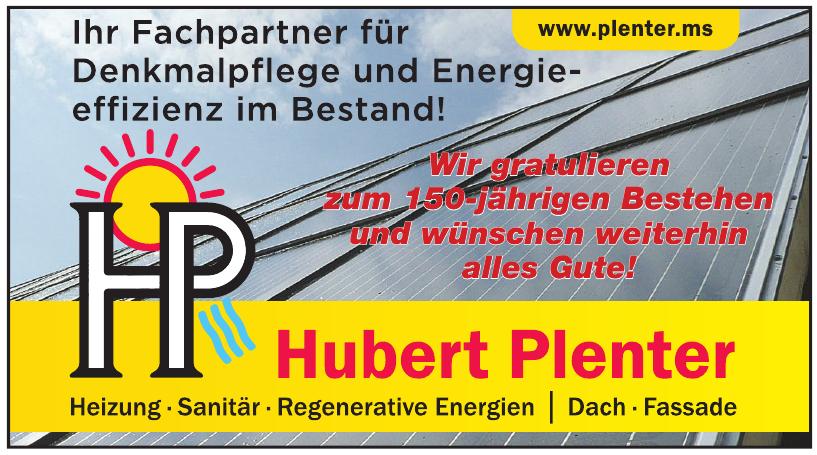 HP Hubert Plenter