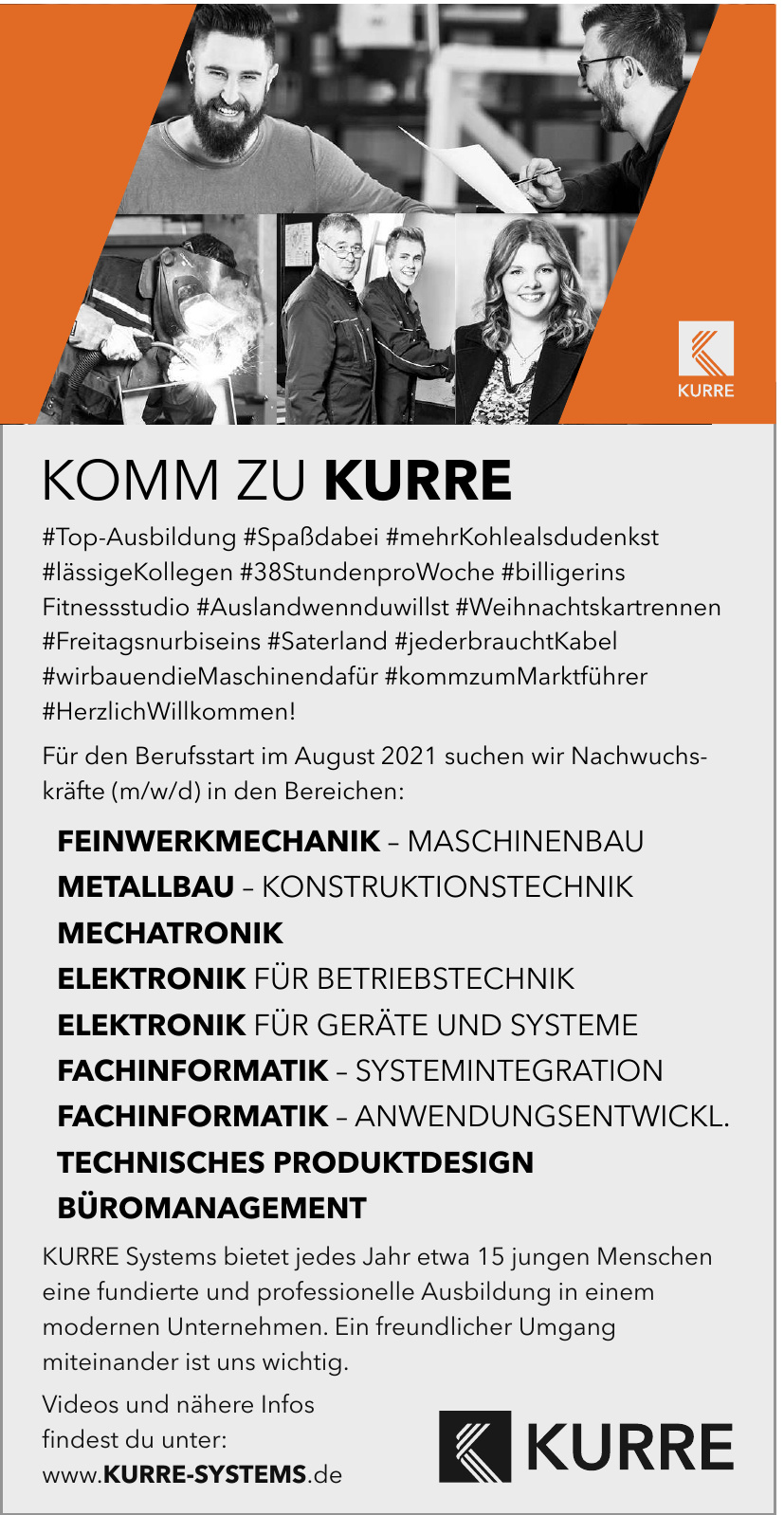 KURRE Systems