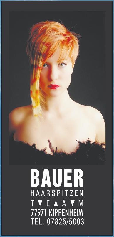 Bauer Haarspitzenteam