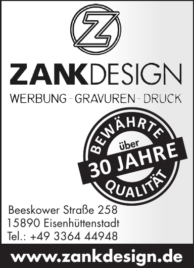 Zankdesign