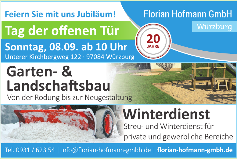 Florian Hofmann GmbH