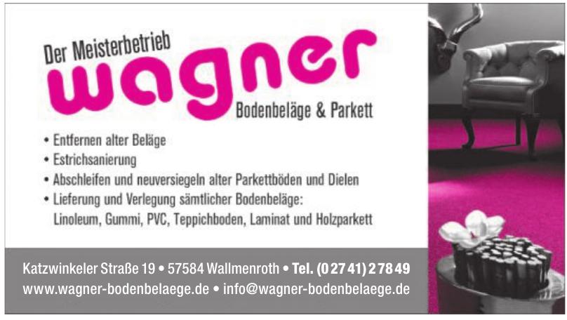 Der Meister Wagner Bodenbeläge & Parkett