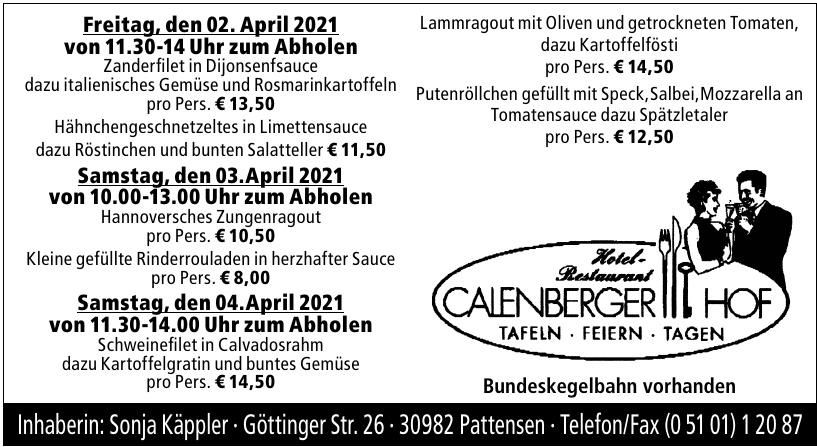 Calenberger Hof Hotel & Restaurant