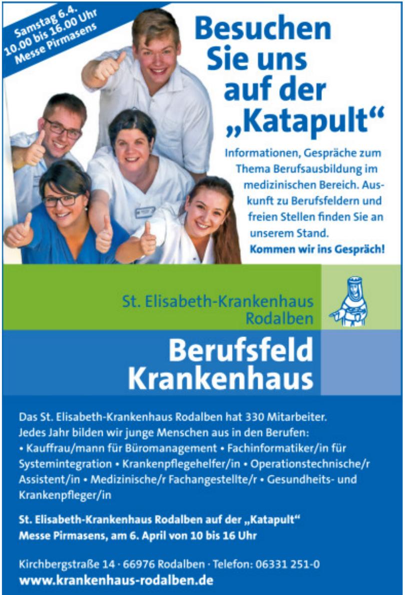 St. Elisabeth-Krankenhaus Rodalben