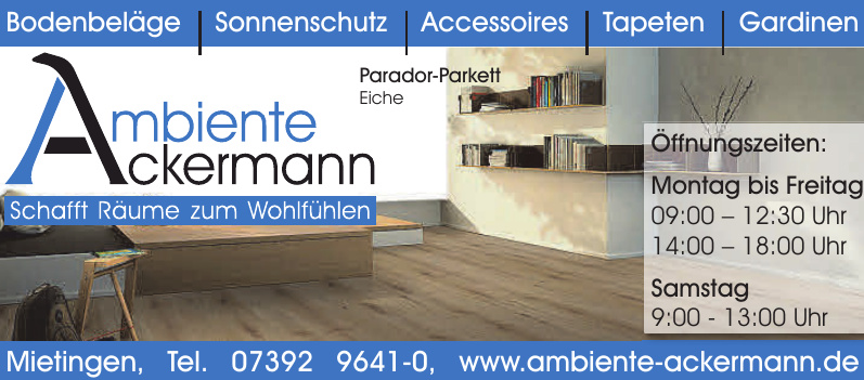 Ambiente Ackermann