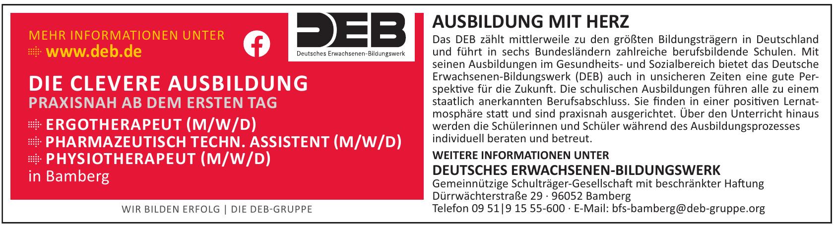 DEB Deutsches Erwachsenen-Bildungswerk