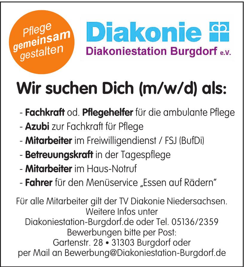 Diakoniestation Burgdorf e.v.