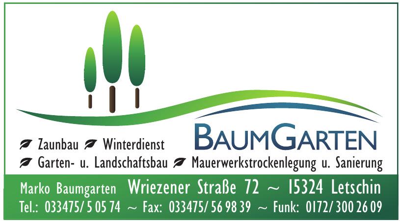 Marko Baumgarten