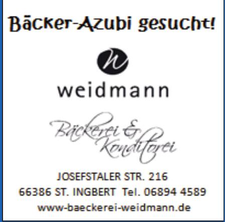 Weidmann Bäckerei & Konditorei