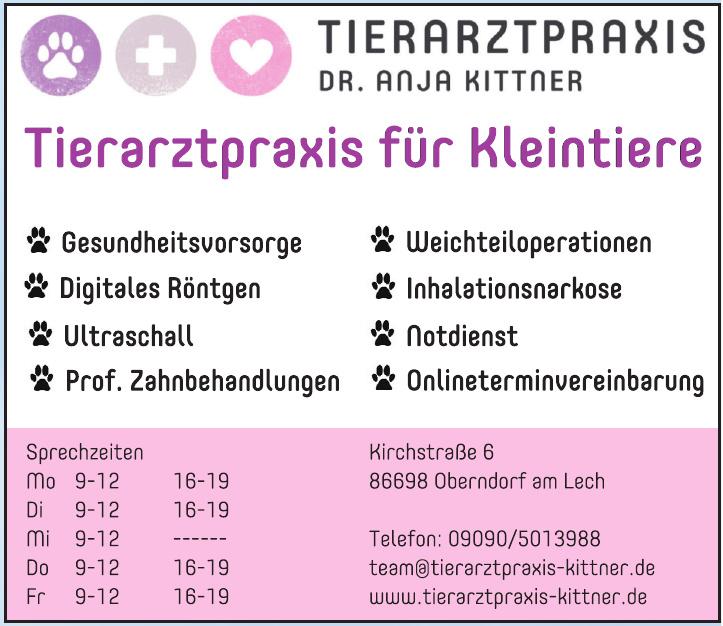 Tierarztpraxis Dr. Anja Kittner