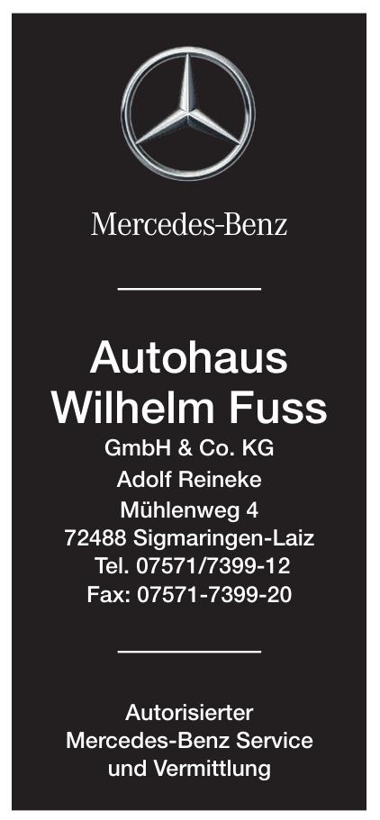 Autohaus Wilhelm Fuss GmbH & Co. KG