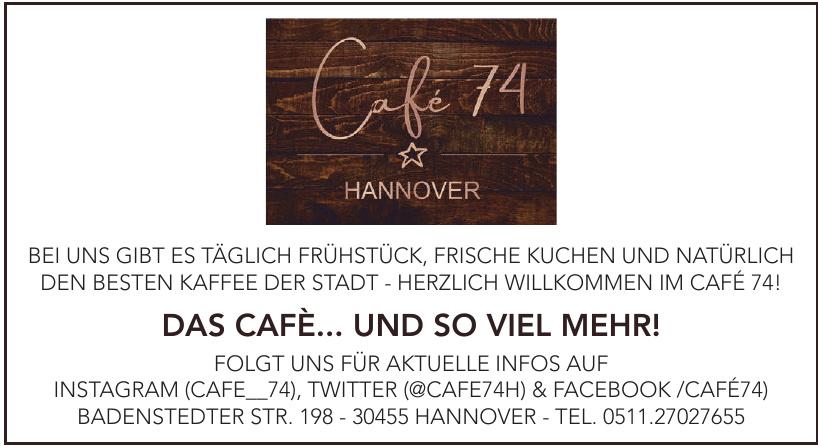 Café 74