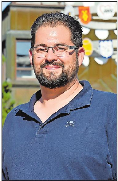 Schätzt das vielfältige Vereinsleben in Bobenheim-Roxheim sehr: Ortskartellvorsitzender Florian Lobocki. FOTO: BOLTE