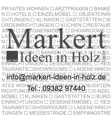 Markert Ideen in Holz GmbH