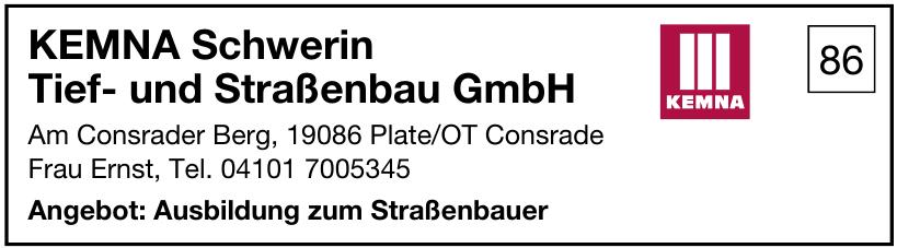 KEMNA Schwerin Tief- und Straßenbau GmbH