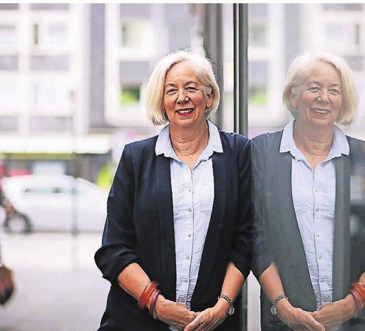 Die Intendantin und künstlerische Geschäftsführerin des Tanztheaters Pina Bausch, Bettina Wagner-Bergelt, schwärmt vom Ruhm, den Pina Bausch auch heute noch weltweit genießt.