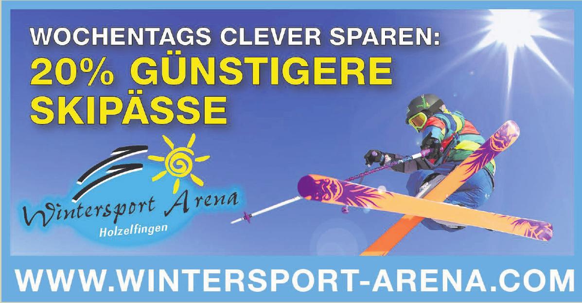Wintersport Arena Holzelfingen