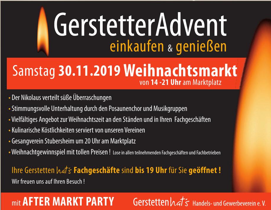 Gerstetten hat's Handels- und Gewerbeverein e.V.