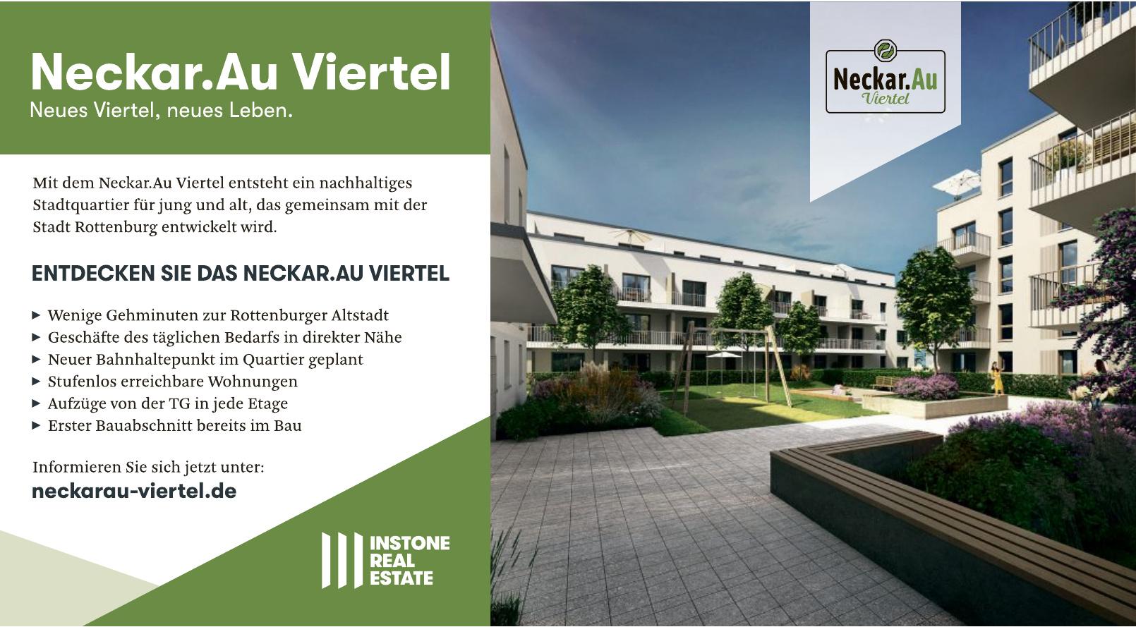 Neckar.Au Viertel