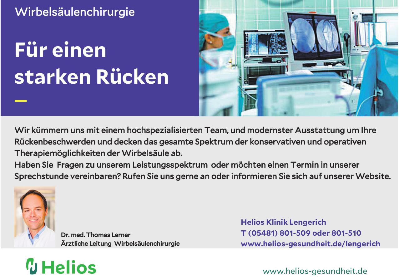 Helios Klinik Lengerich