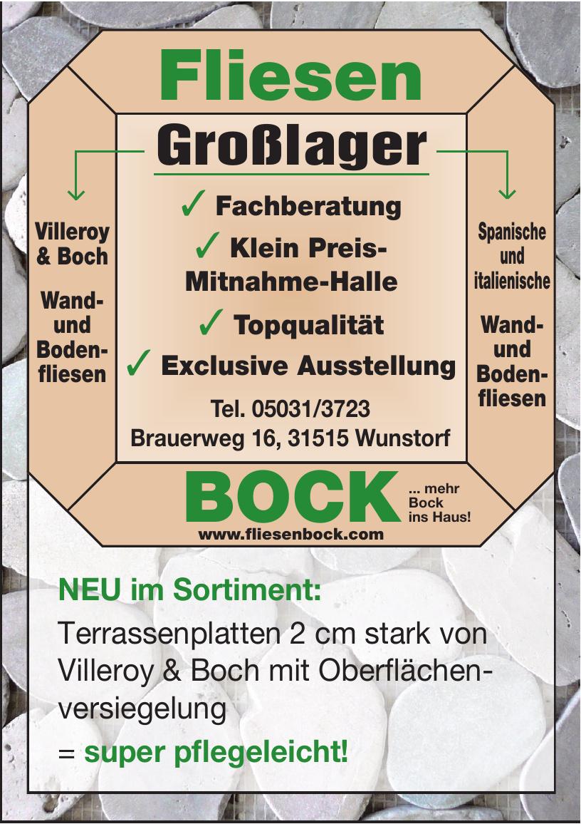 Fliesen Bock