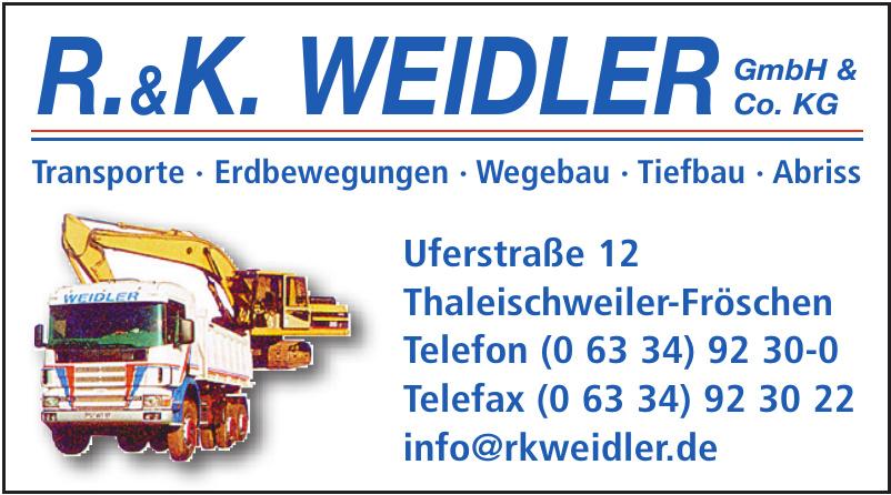 R. & K. Weidler GmbH & Co. KG