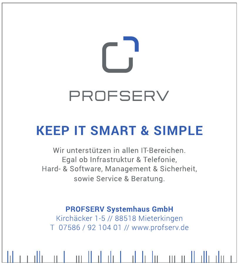 Profserv Systemhaus GmbH