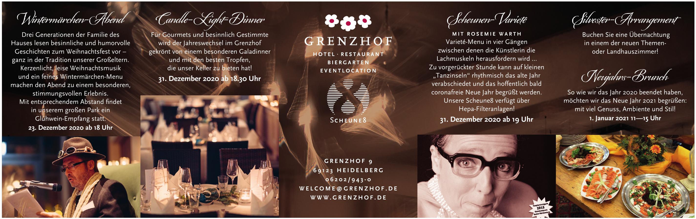 Grenzhof Hotel-Restaurant