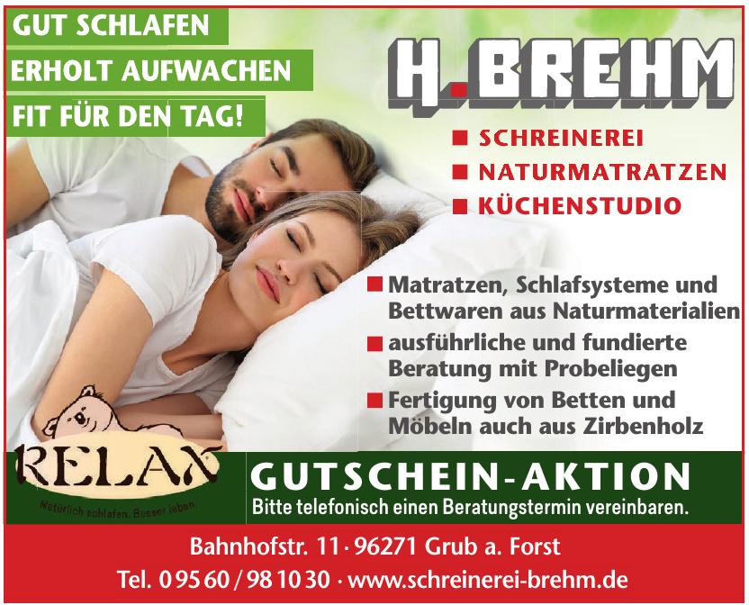 H. Brehm