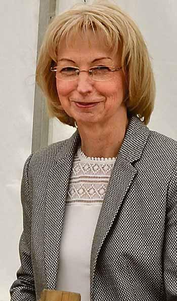 Sabine Wendler, Stellvertretende Bürgermeisterin von Haldensleben Foto: Archiv