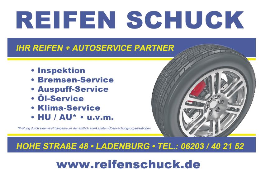 Reifen Schuck