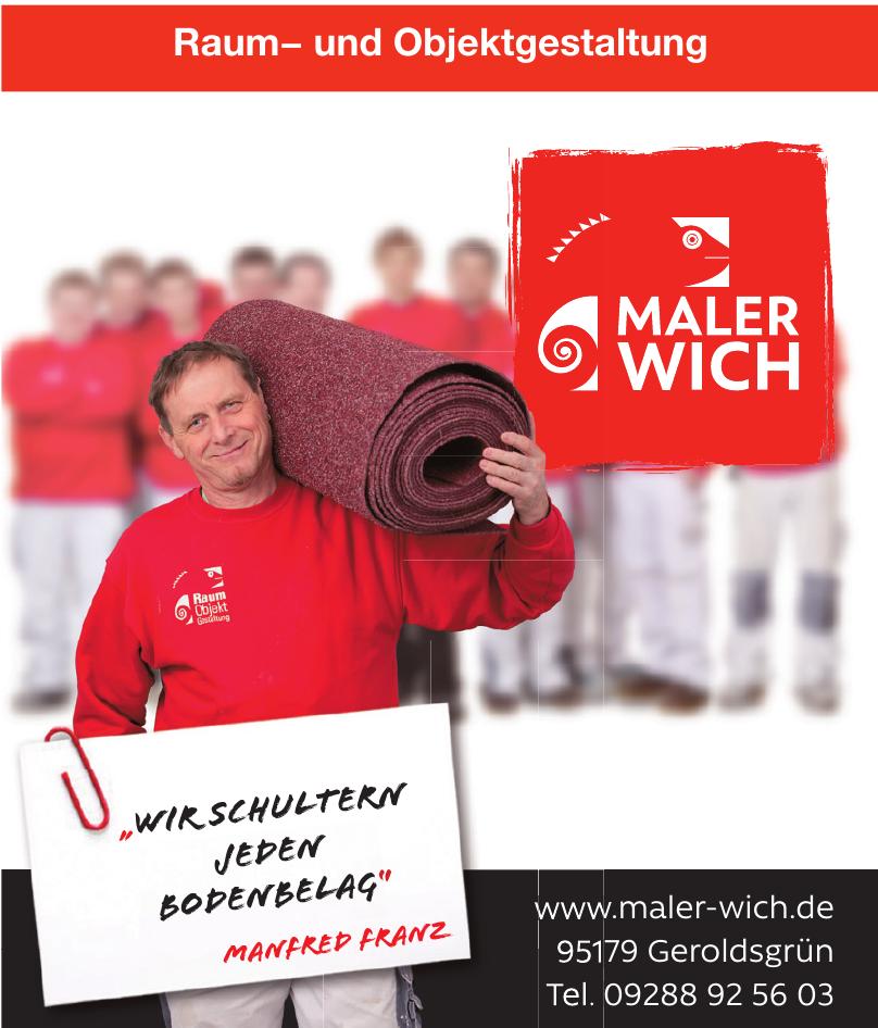 Maler Wich