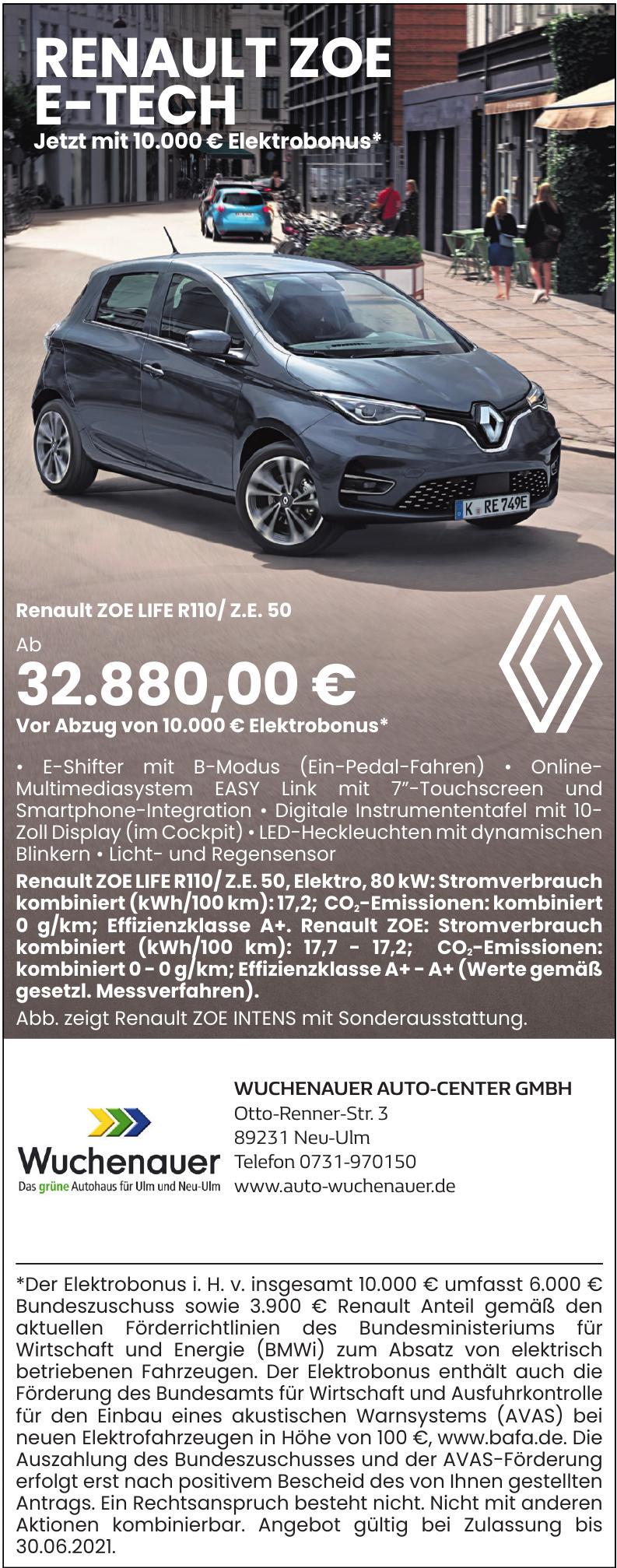 Wuchenauer Auto-Center GmbH