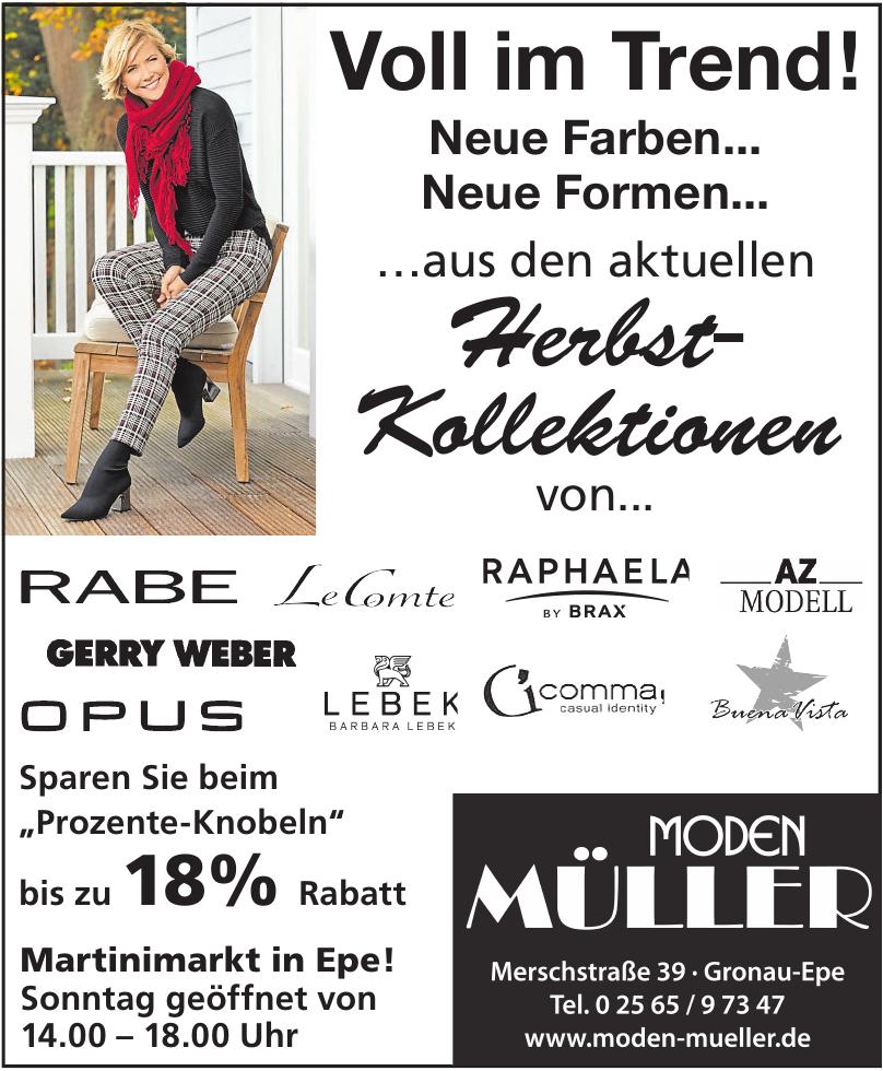 Moden Müller