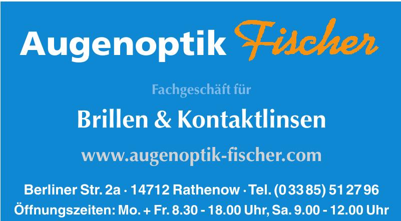 Augenoptik Fischer