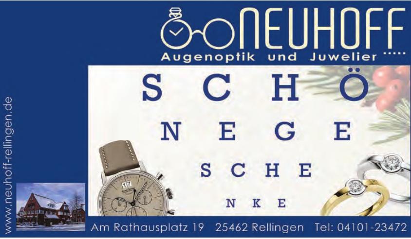 Neuhoff - Augenoptik und Juwelier