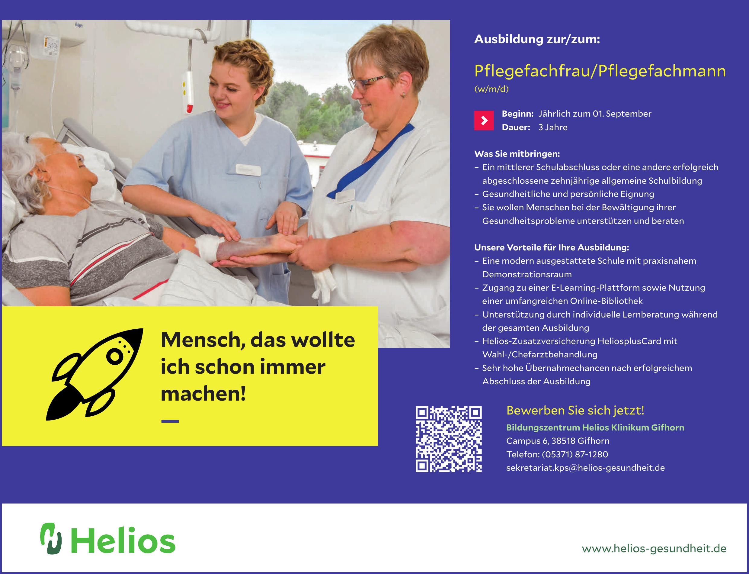 Bildungszentrum Helios Klinikum Gifhorn