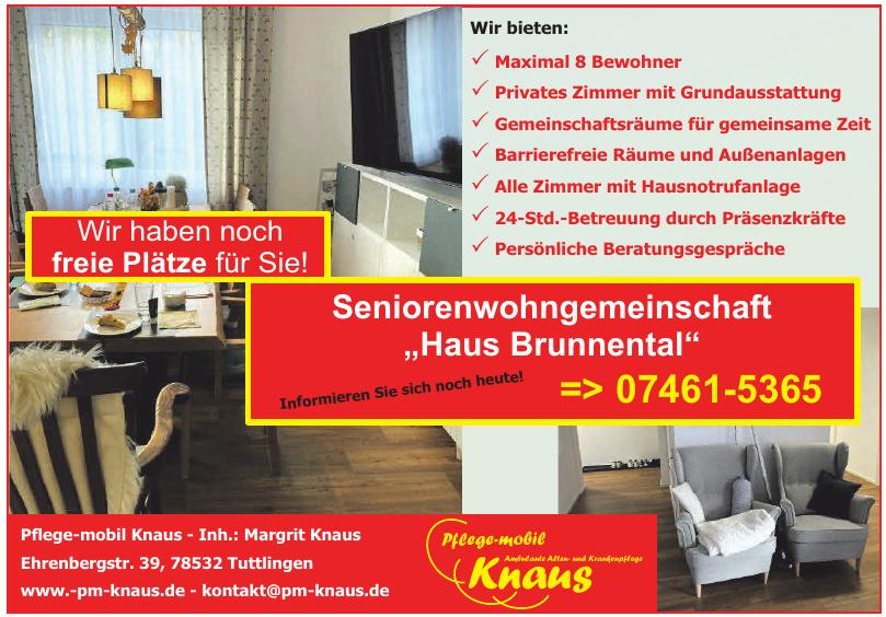 Pflege-mobil Knaus