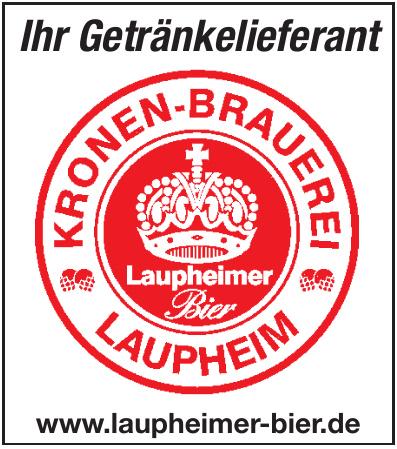 Kronenbrauerei Laupheim