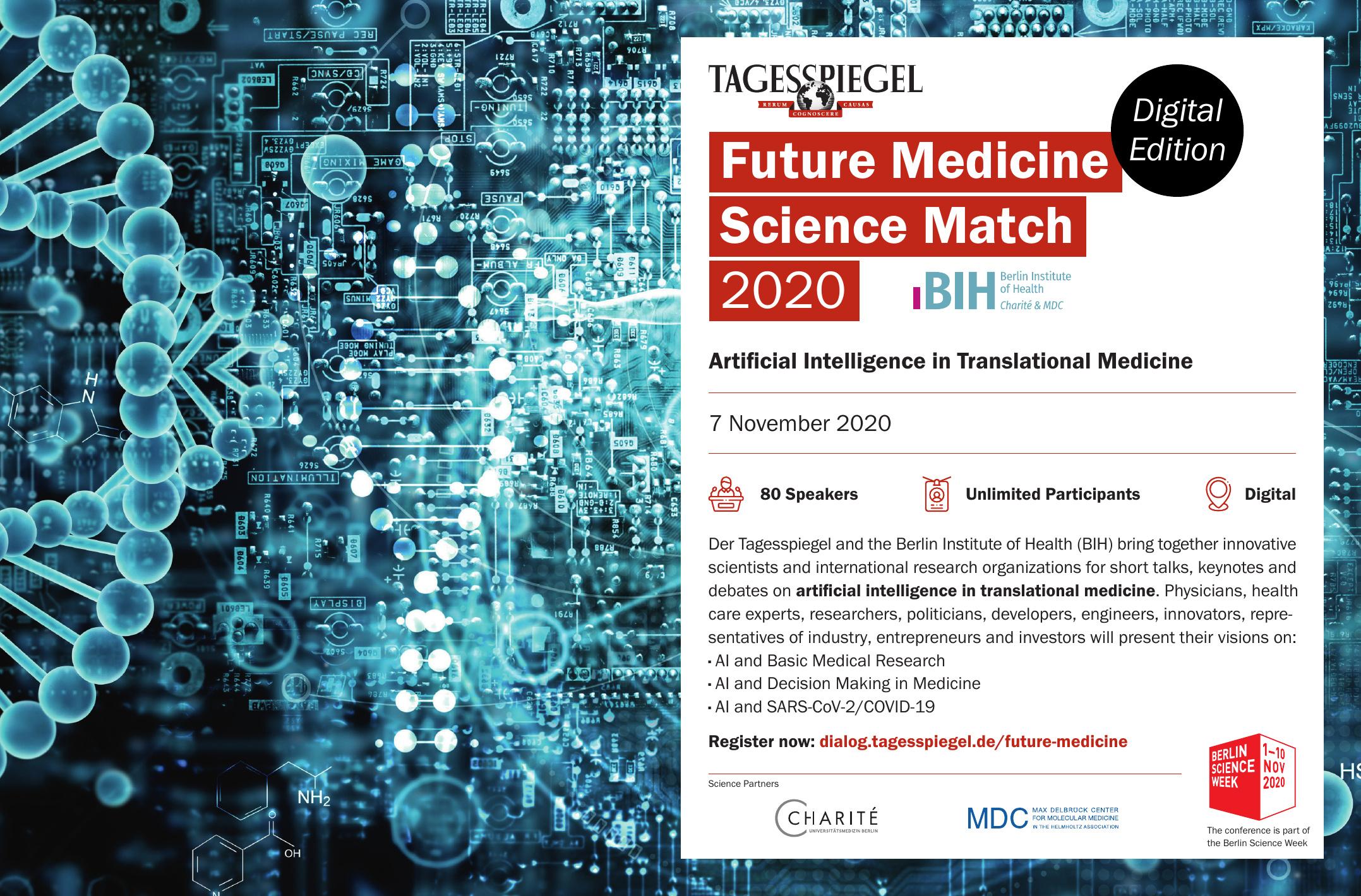 Future Medicine Science Match 2020