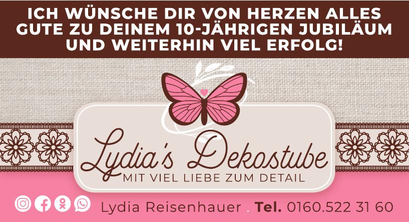 Lydia's Dekastube