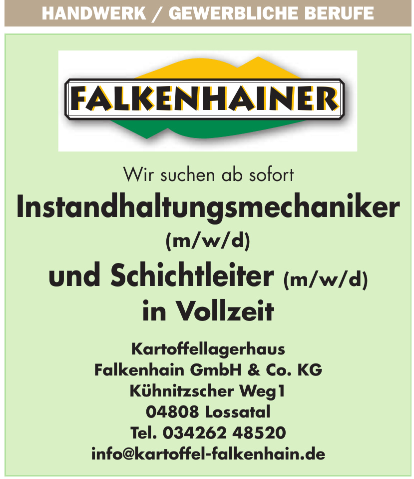 Falkenhain GmbH & Co. KG