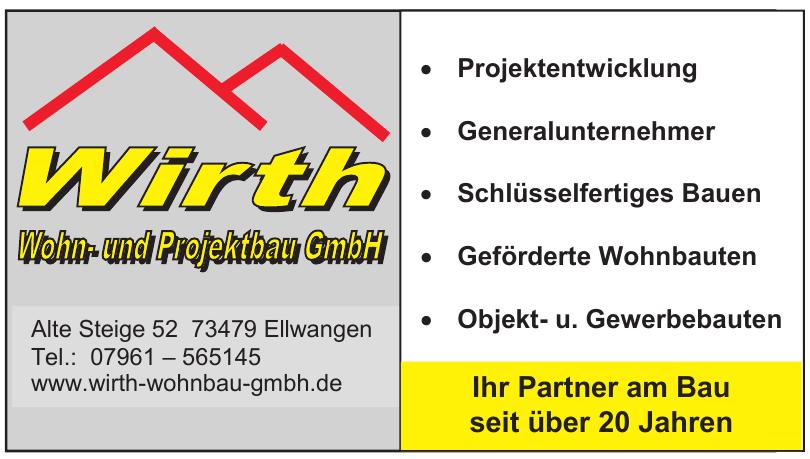 Wirth Wohn- und Projektbau GmbH