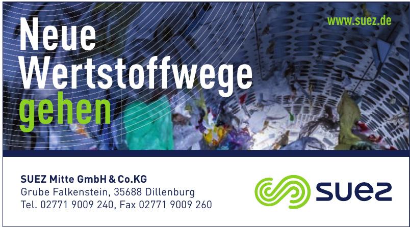 SUEZ Mitte GmbH& Co.KG
