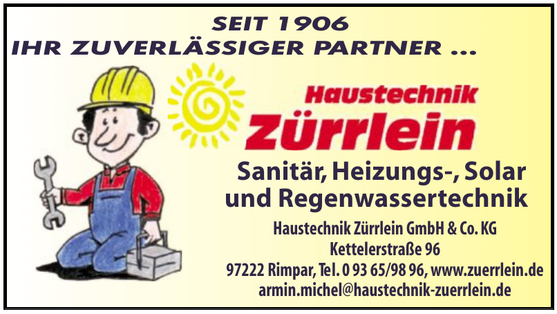 Haustechnik Zürrlein GmbH & Co. KG